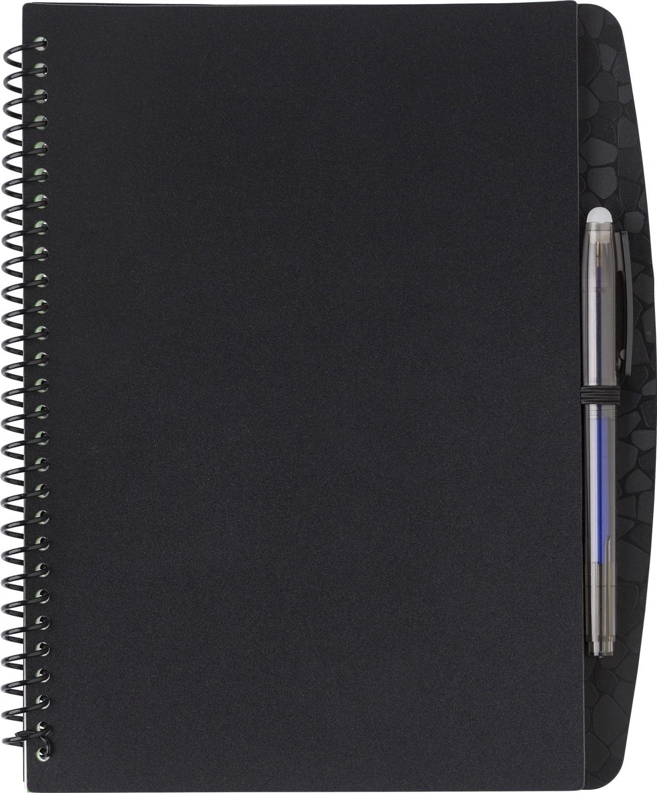 PP notebook - Black