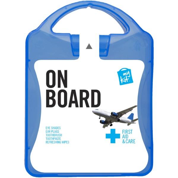 MyKit On Board Travel Set - Blue