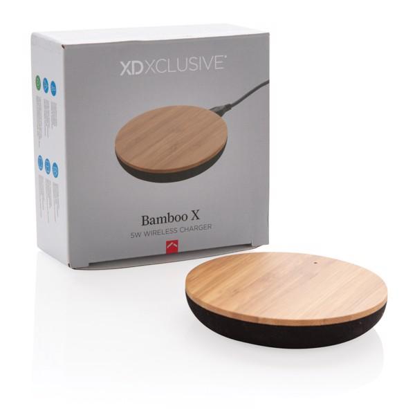 Bezdrátová nabíječka Bamboo X 5W