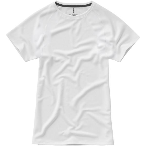 Niagara short sleeve women's cool fit t-shirt - White / XL