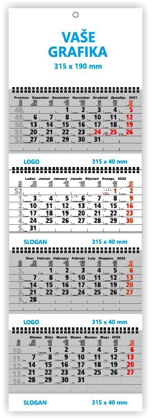 4m kalendář