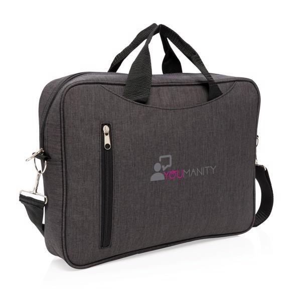 """Basic 15""""-os laptop táska - Kőszén"""