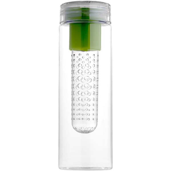 Fruiton 740 ml Tritan™ Trinkflasche mit Fruchtsieb - Limone