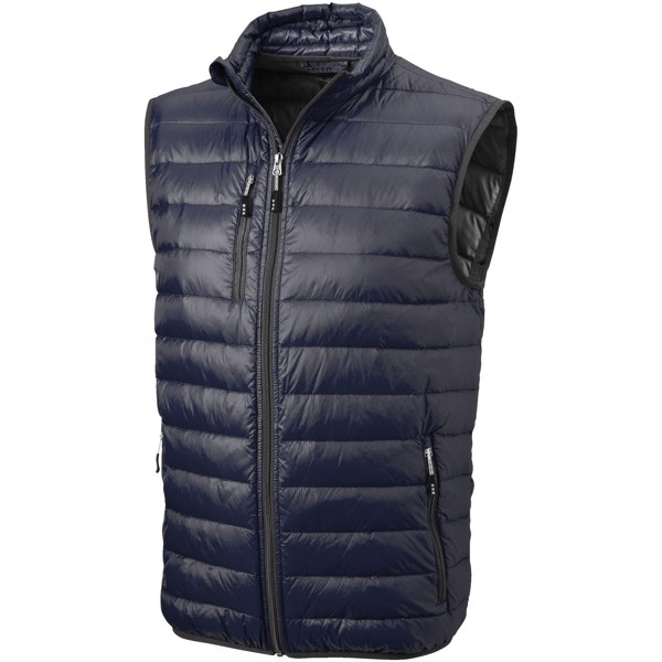 Fairview light down bodywarmer - Navy / 3XL