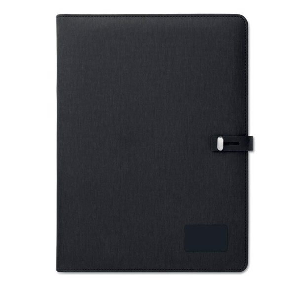 A4 folder w/ wireless charger Smartfolder