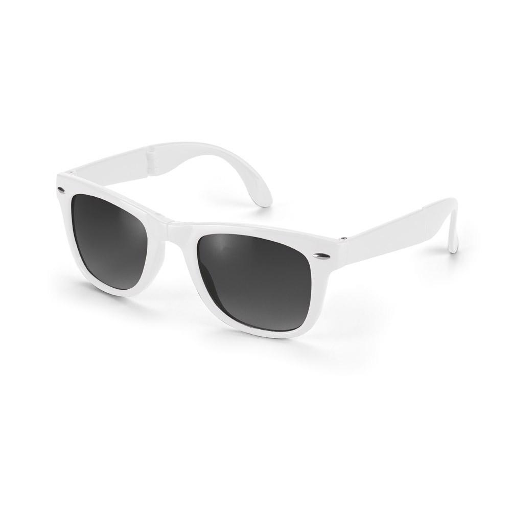 ZAMBEZI. Skládací sluneční brýle - Bílá