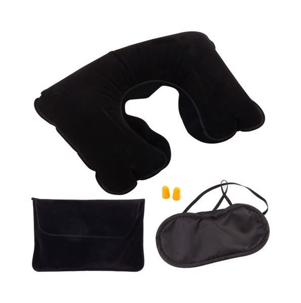 Travel Set Plonet - Black