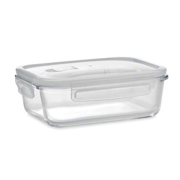 Glass lunchbox & PP lid 900ml Praga Lunchbox