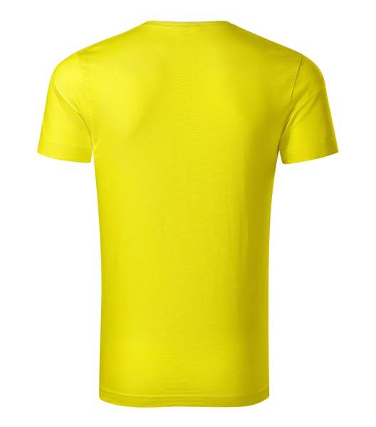 T-shirt Gents Malfini Native - Lemon / M