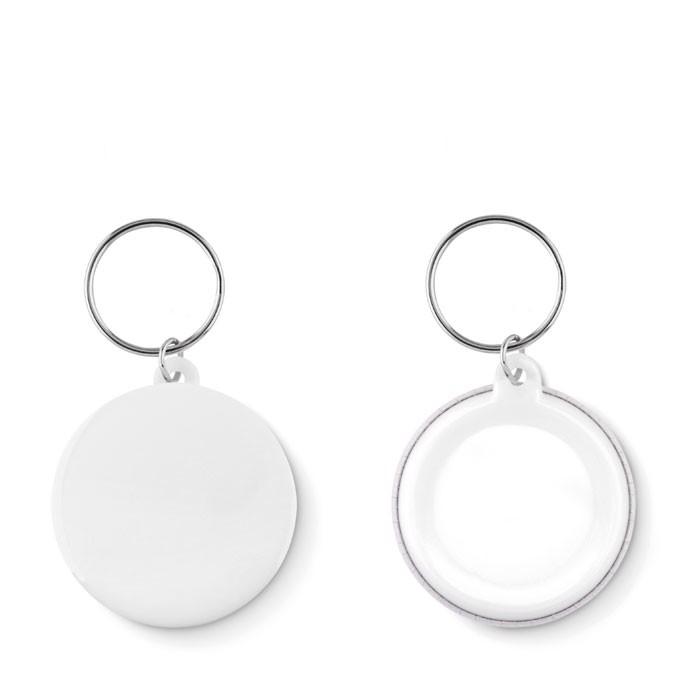 Badge Schlüsselanhänger klein Pin Key