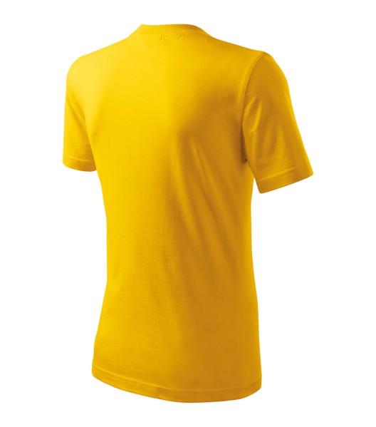 T-shirt unisex Malfini Heavy - Yellow / L