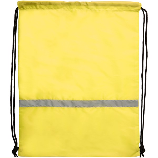 Oriole safety drawstring backpack - Yellow