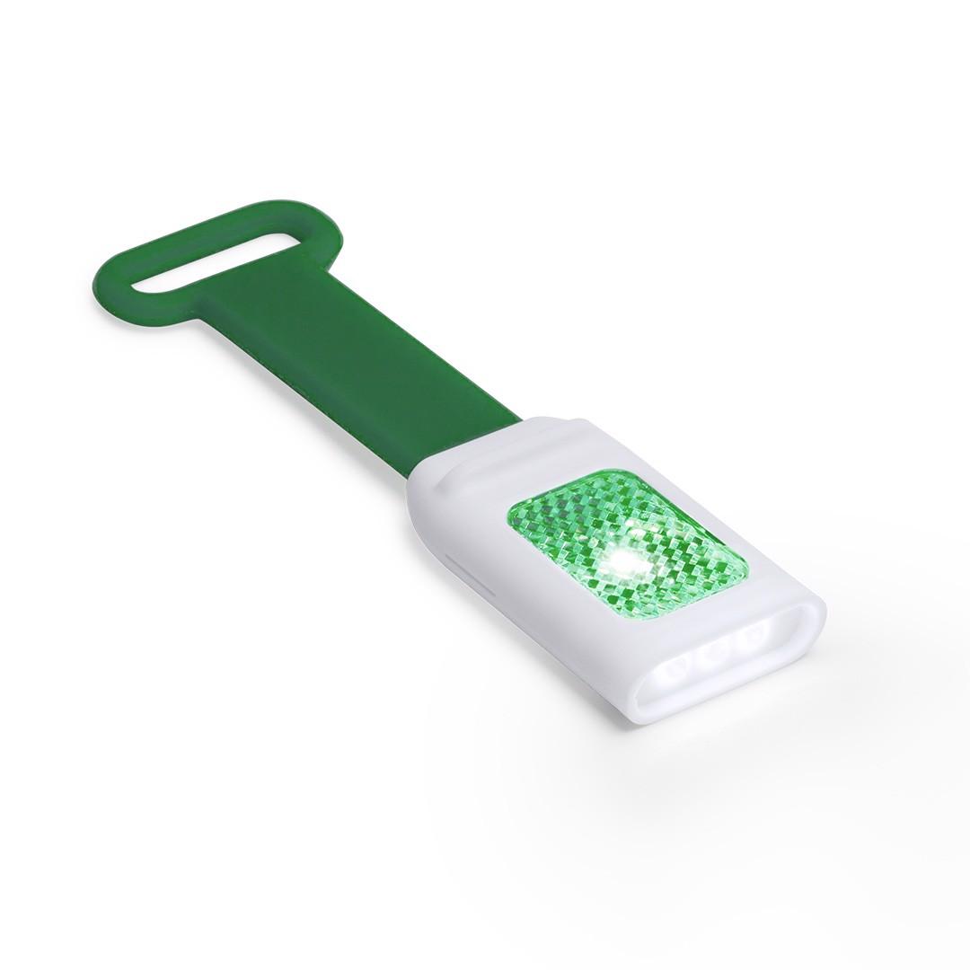 Linterna Plaup - Verde