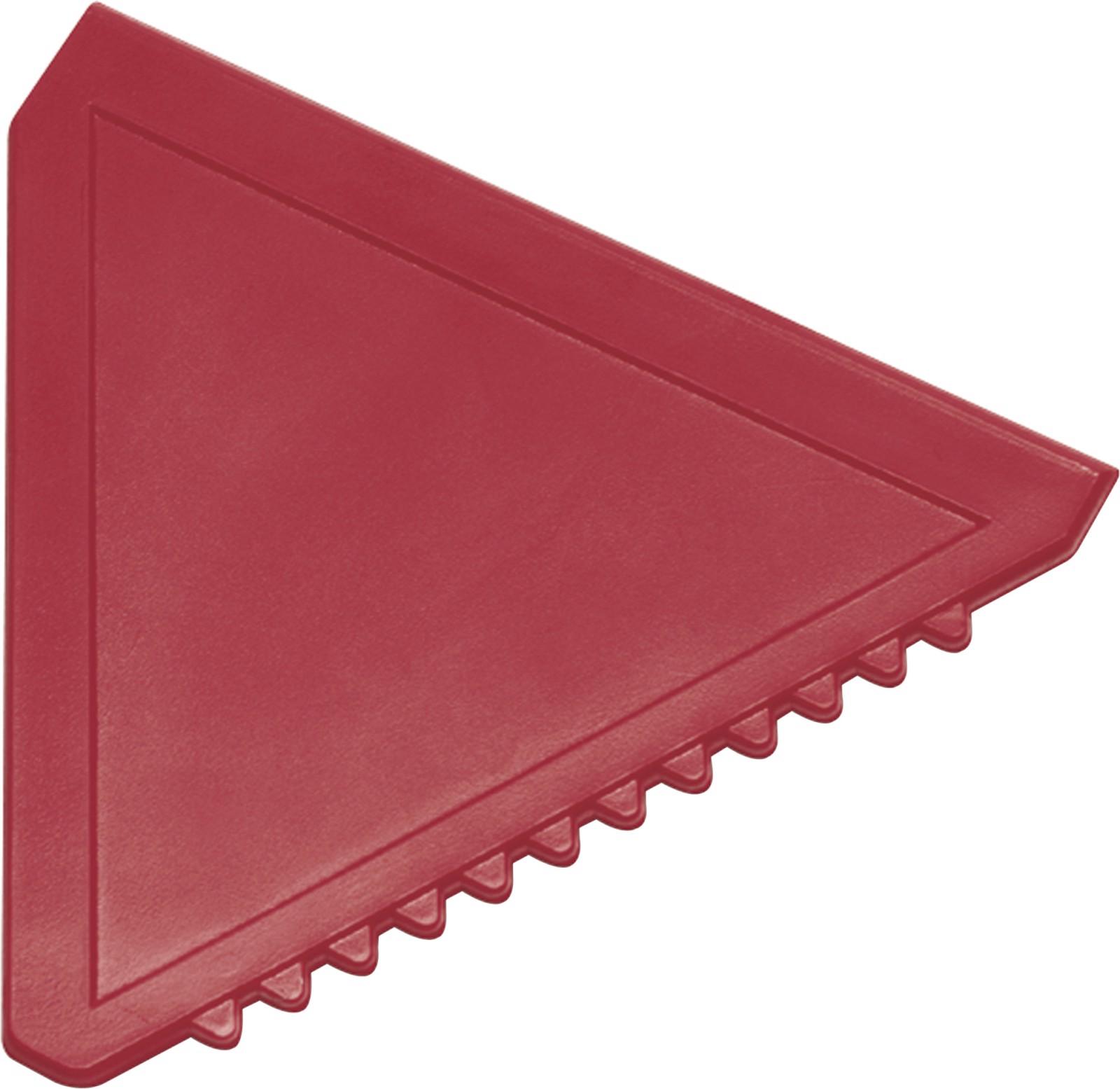 PS ice scraper - Red