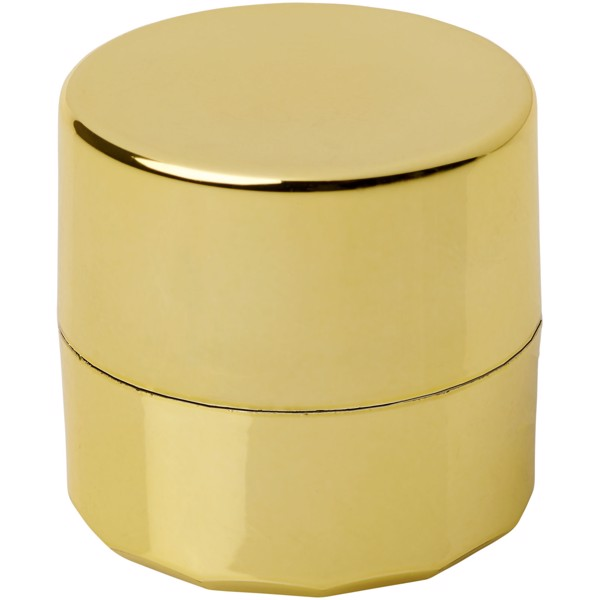 Luv metallic lip balm