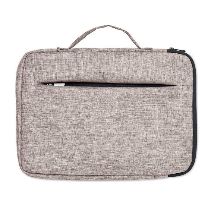 Sac pour ordinateur portable Slima Bag - gris