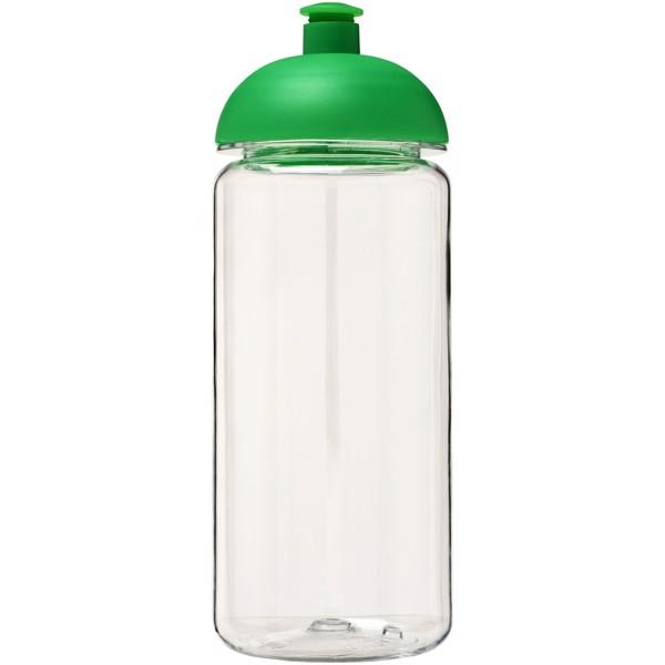 H2O Octave Tritan™ 600 ml dome lid sport bottle - Transparent / Green