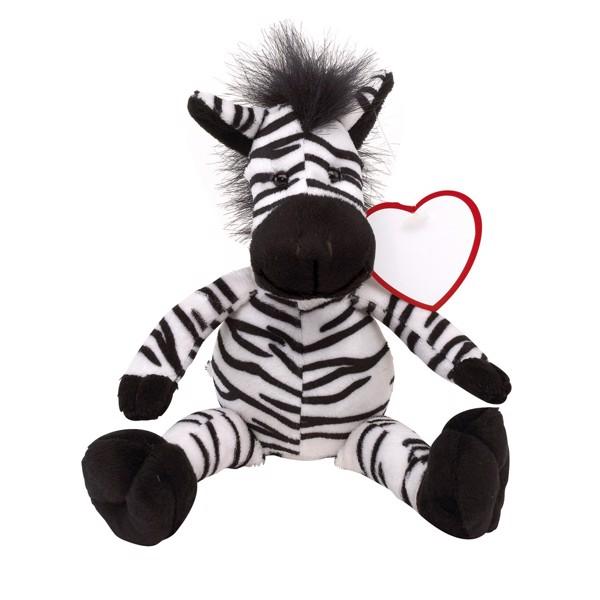 Plyšová Zebra Lorenzo