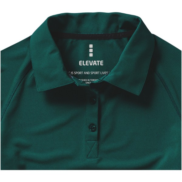 Ottawa short sleeve women's cool fit polo - Forest Green / XS