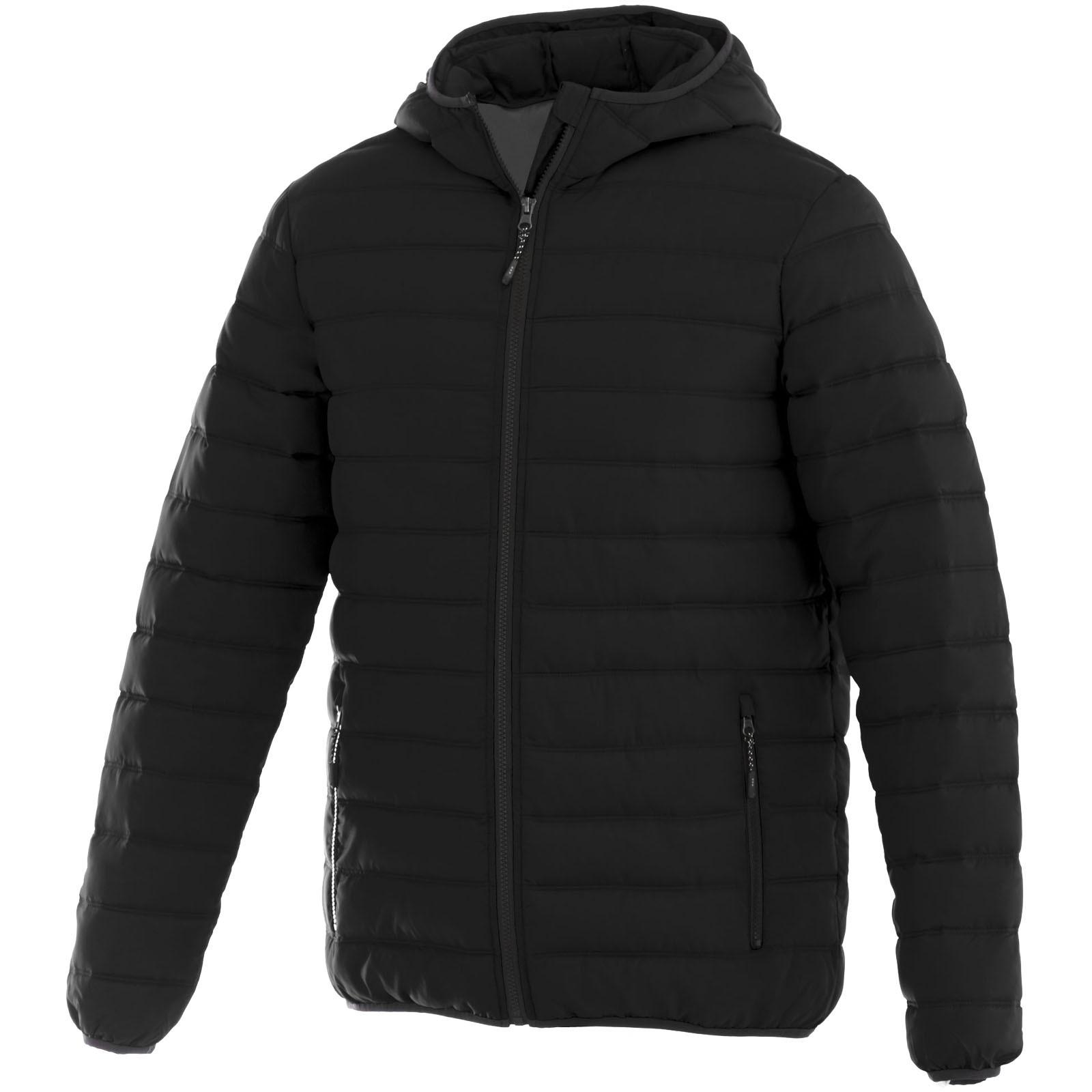 Bunda s kapucí Norquay - Černá / XS