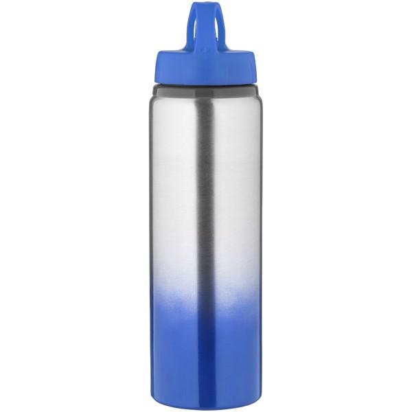 Gradient 740 ml Sportflasche - royalblau / silber