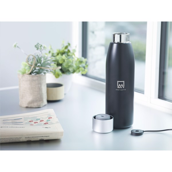 SelfCleaning UV-C Bottle 540 ml water-/thermo bottle