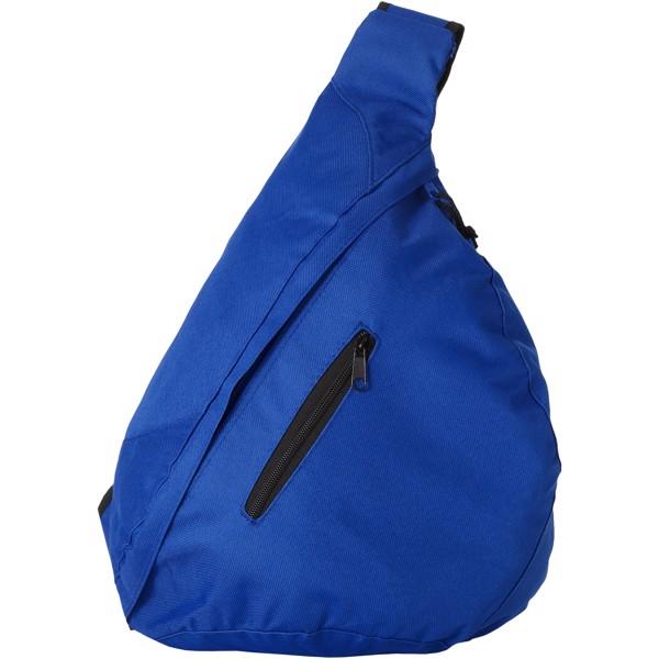 Městský trojúhelníkový batoh Brooklyn - Světle modrá