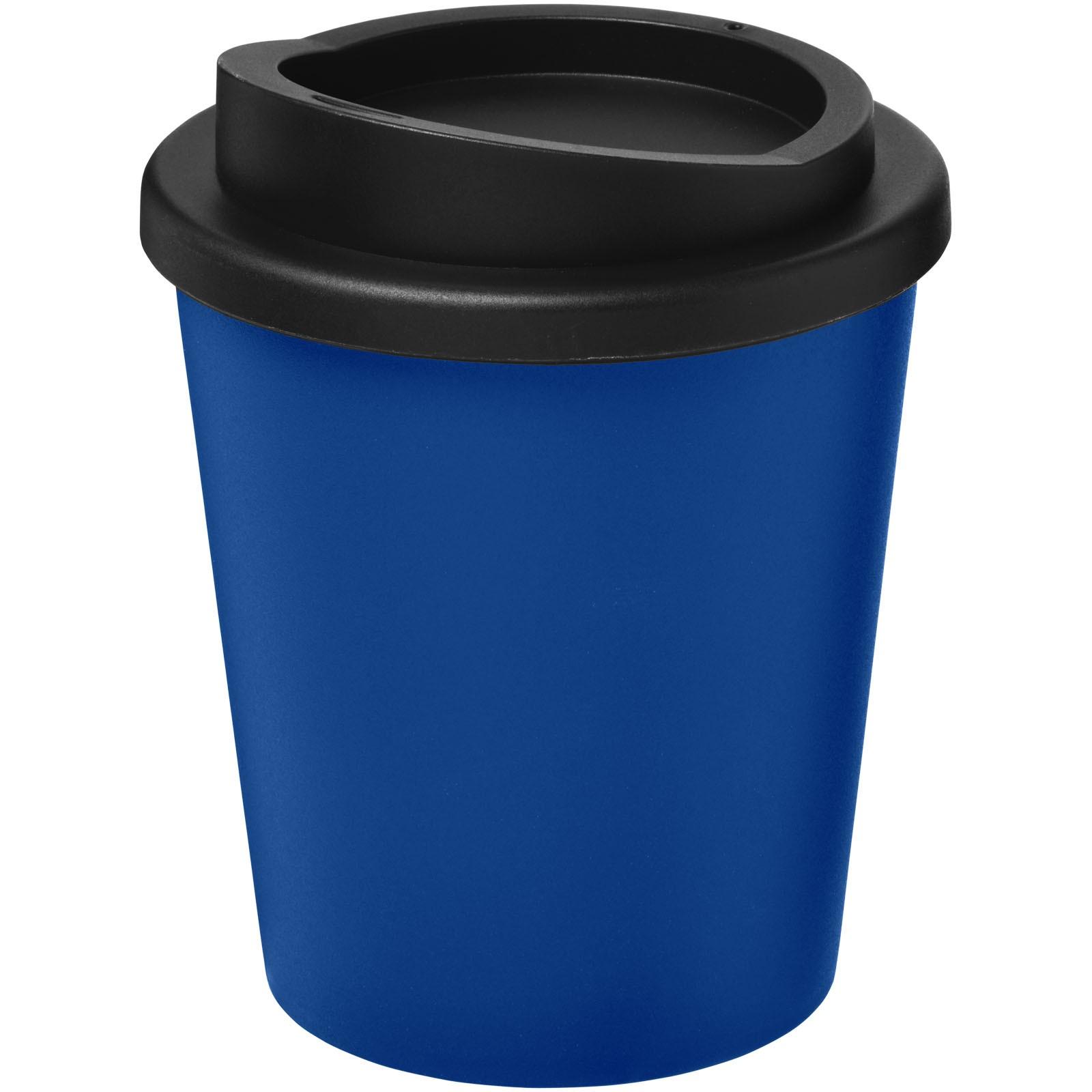 Americano® Vaso térmico Espresso de 250 ml - Azul / Negro intenso