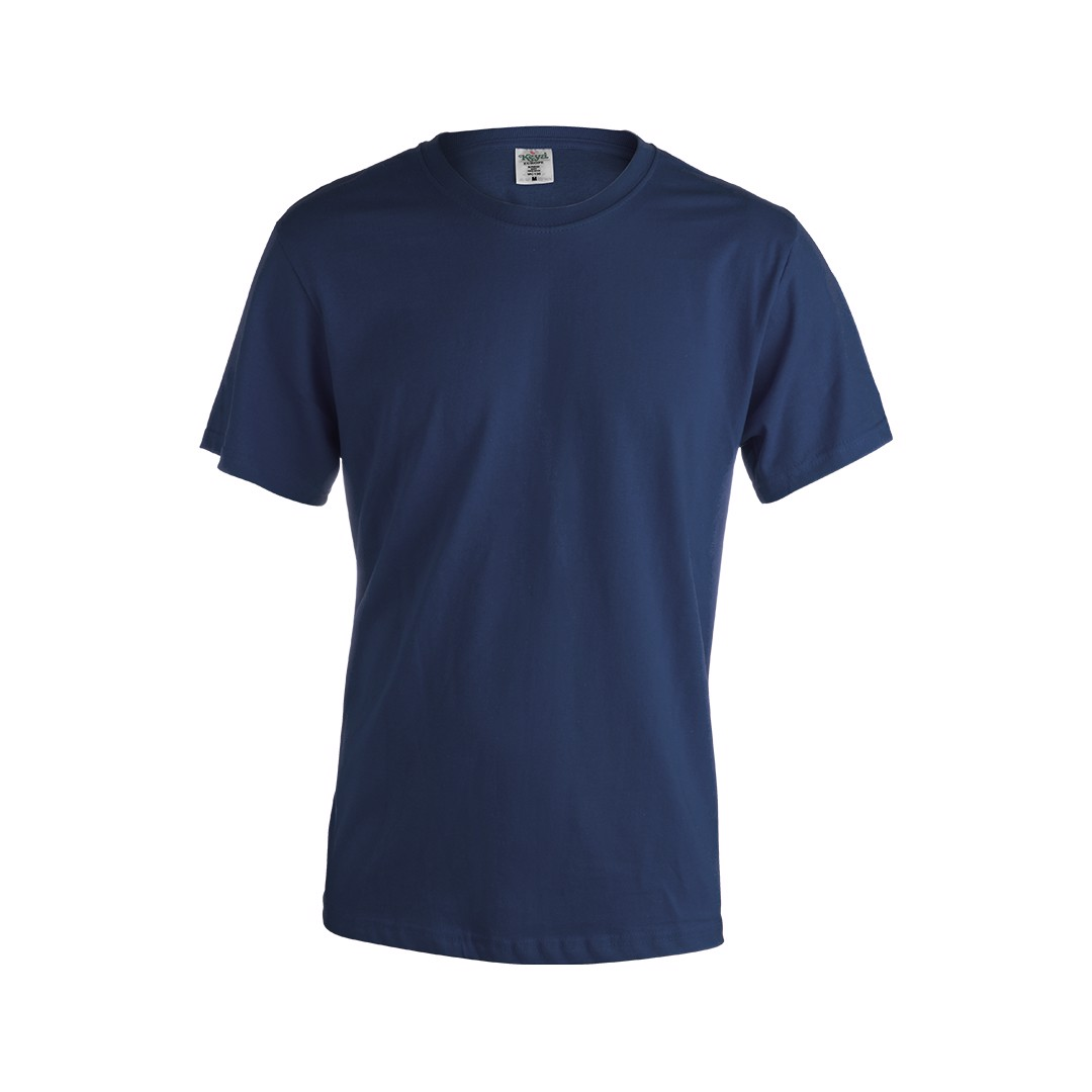 "Camiseta Adulto Color ""keya"" MC130 - Marino / S"