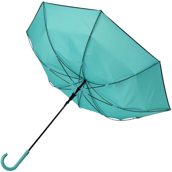 """Kaia 23"""" větruodolný barevný deštník s automatickým otvíráním - Mátově Zelená"""