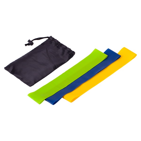 Fitness exercise bands set