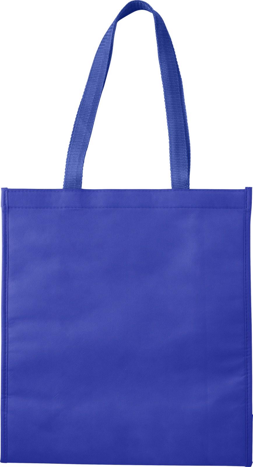 Nonwoven (80gr/m²) cooling bag - Cobalt Blue