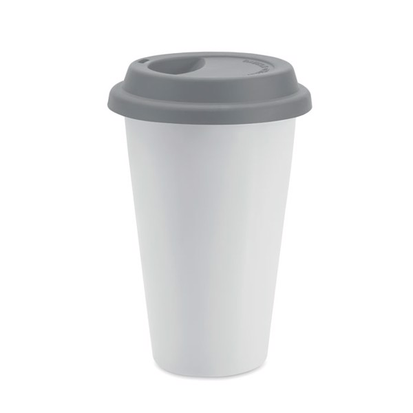 Double wall travel cup Paddington - Grey