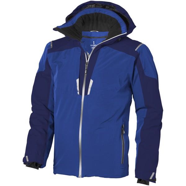 Ozark insulated jacket - Blue / Navy / XS