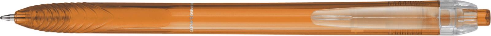 Plastic Papermate gel ballpen 'Vergo' - Orange