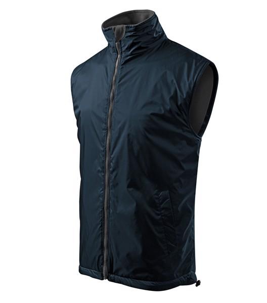 Vest Men's Malfini Body Warmer - Navy Blue / 3XL