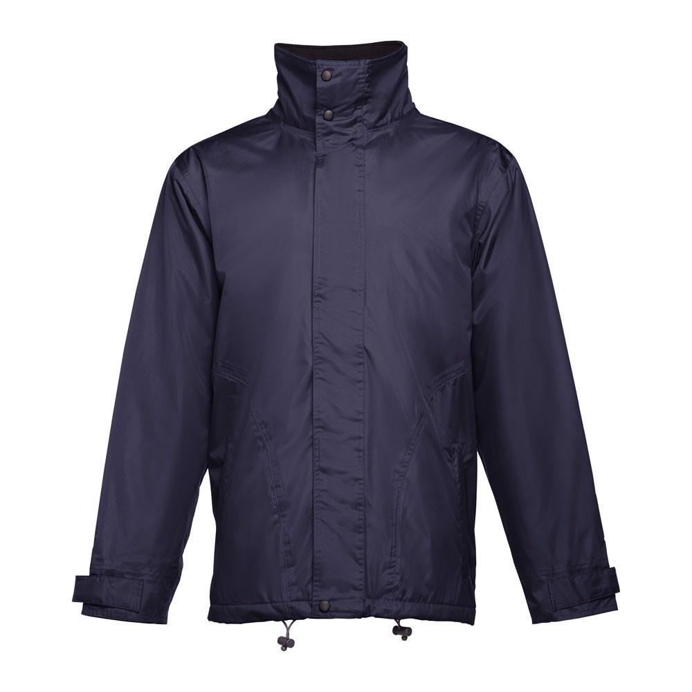 THC LIUBLIANA. Unisex fleecová bunda - Námořnická Modrá / XS