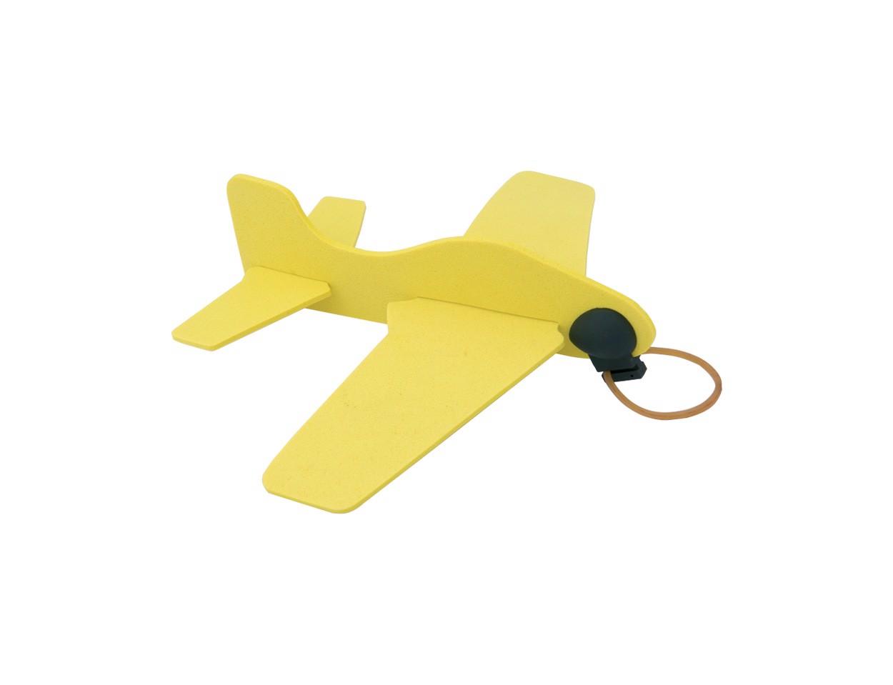 Letadlo Baron - Žlutá