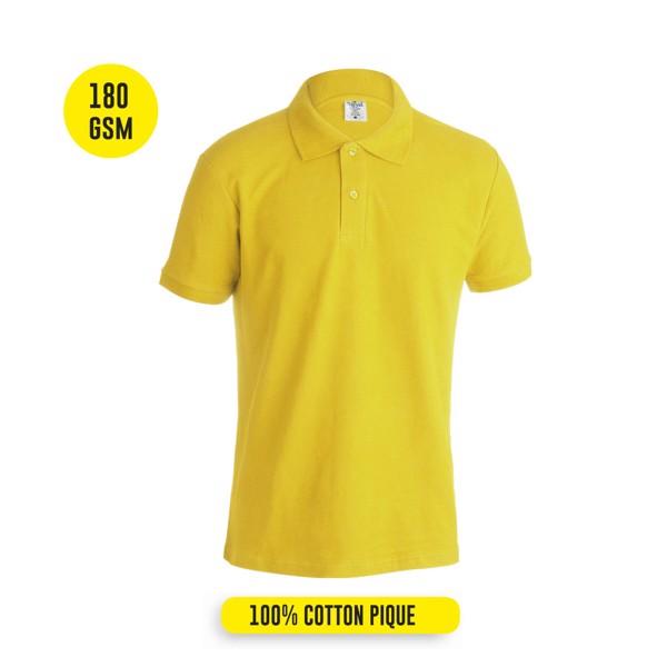 "Polo Adulto Côr ""keya"" MPS180 - Amarelo / XL"