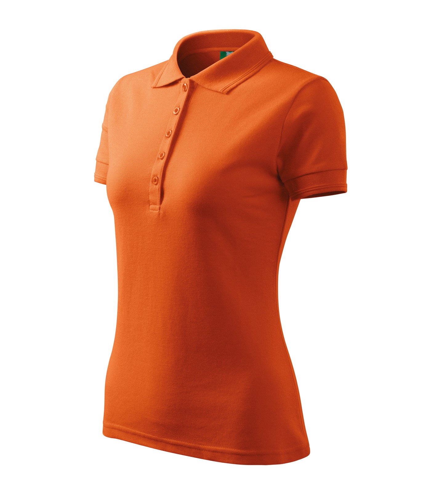 Polokošile dámská Malfini Pique Polo - Oranžová / 2XL