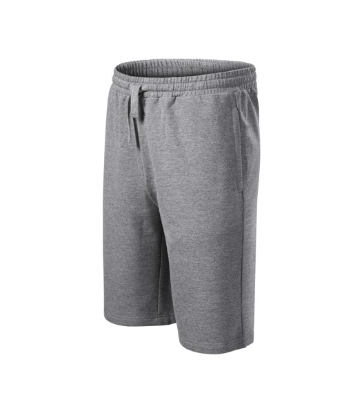 Shorts Gents Malfini Comfy - Dark Gray Melange / S