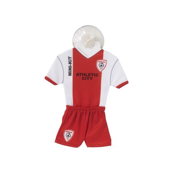 Mini Kit 17 x 14 cm football kit