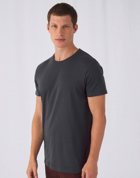 Organic Inspire Plus T /men T-shirt  - White