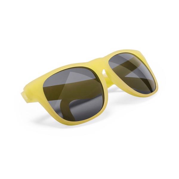 Gafas Sol Lantax - Amarillo