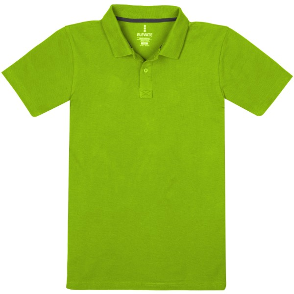 Primus short sleeve men's polo - Apple green / XL