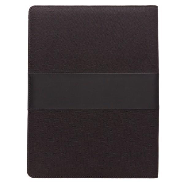 Základní portfolio A4 z RPET - Černá