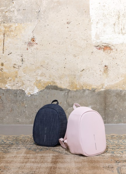 Elle Fashion lopásbiztos hátizsák - Kék