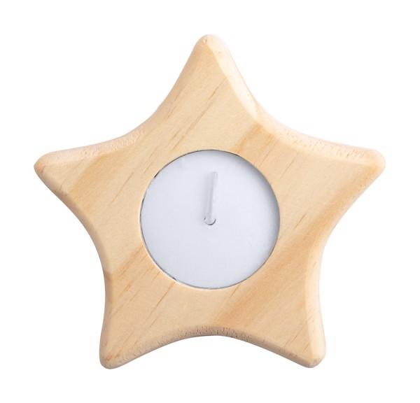 Svíčka Deram - Přírodní