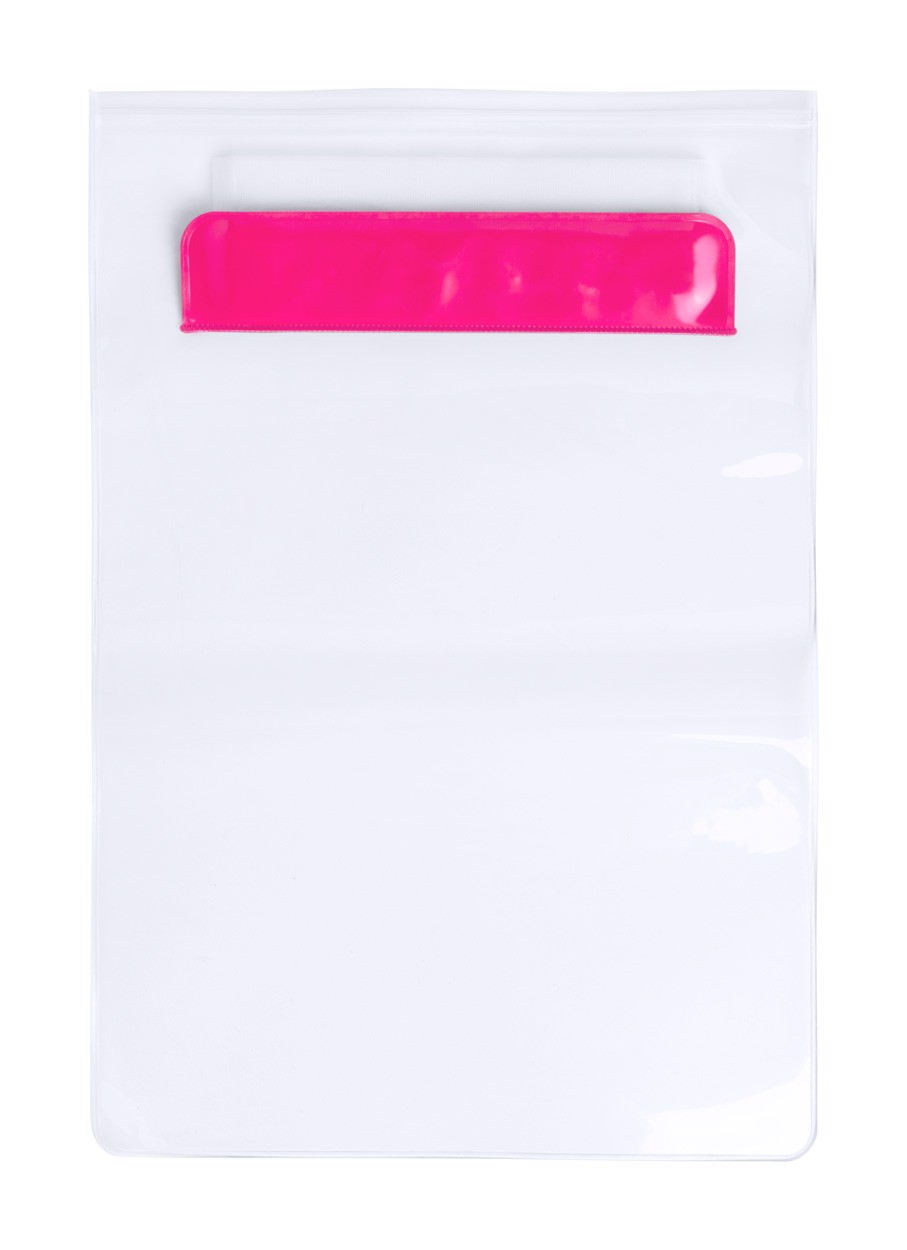 Husă Tabletă Kirot - Roz / Transparent