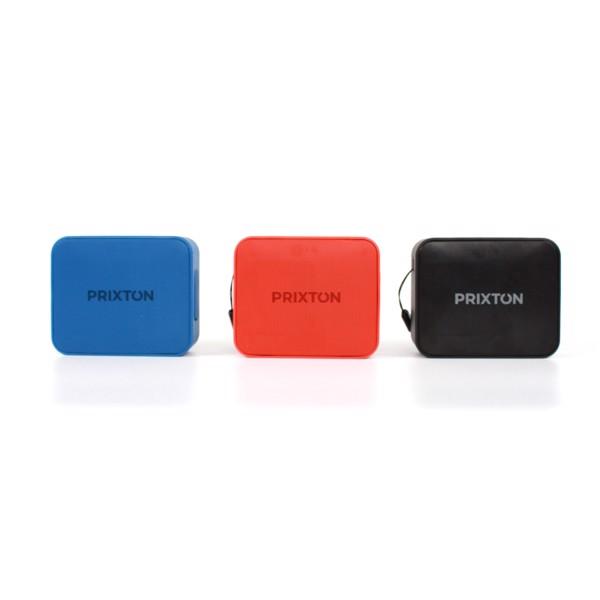 Prixton Keiki Bluetooth® speaker - Solid Black